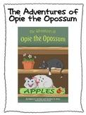 The Adventures of Opie the Opossum - Literature Response