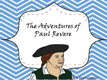 The Adventures of Paul Revere