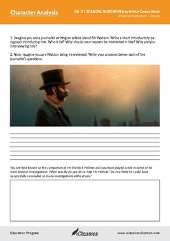 The Adventures of Sherlock Holmes - A Scandal in Bohemia (Immersive Reading)