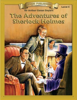 The Adventures of Sherlock Holmes Read-along with Activities and Narration
