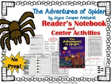 The Adventures of Spider {Book Study and Center Activities}