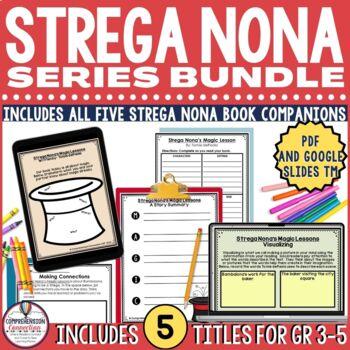 Strega Nona Literacy Bundle