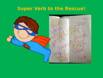 The Adventures of Super Verb!