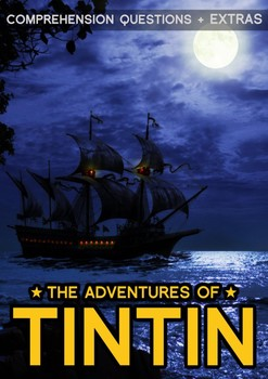 The Adventures of Tintin Movie Guide + Activities - Answer Key Included