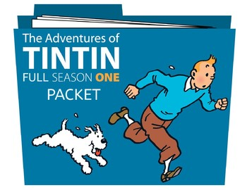 The Adventures of Tintin - Full season 1