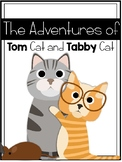 The Adventures of Tom Cat and Tabby Cat #FLASHBASH