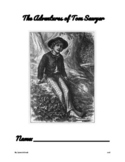 Distance Learning/No Prep: Adventures of Tom Sawyer (Adapt