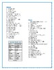 The Adventures of Tom Sawyer: Prereading Vocab Crossword: 50 words!