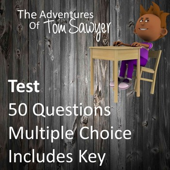 The Adventures of Tom Sawyer Test