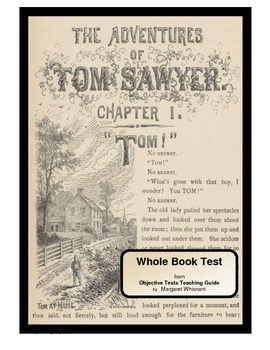 Adventures of tom sawyer test pdf