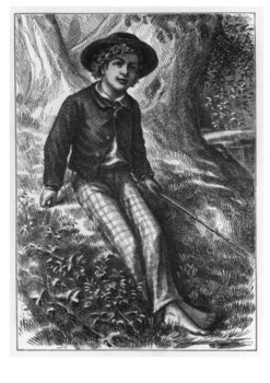 The Adventures of Tom Sawyer Word Search