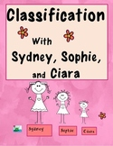 Classification of Objects Math and Science