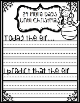 The Adventures of the Elf Packet