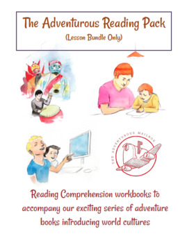 The Adventurous Reading Pack (Lessons Only)