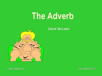 The Adverb - the grammar series