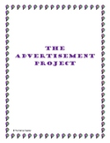 The Advertisement Project - Persuasive Text - The Art of P