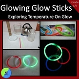 Chemical Reactions Glow Stick Science   Investigate Light Grade 4 And 5
