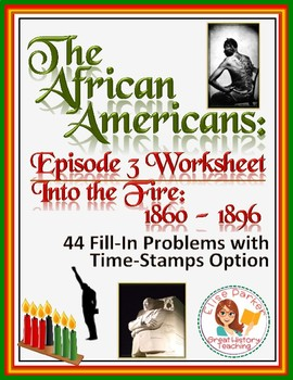 The African Americans Many Rivers to Cross Episode 3 Works