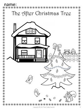 The After Christmas Tree (book companion)