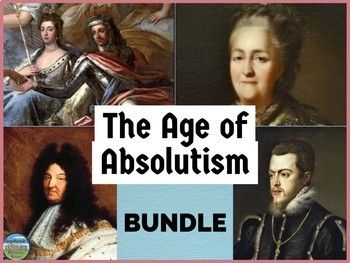The Age of Absolutism BUNDLE