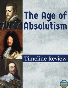 The Age of Absolutism Timeline Review