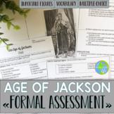 Andrew Jackson Test