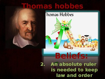 """The Age of Enlightenment """"Dynamic"""" PowerPoint"""