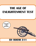 The Age of Enlightenment Test