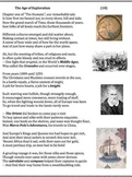The Age of Exploration (10) - Poem, Worksheets and Puzzle