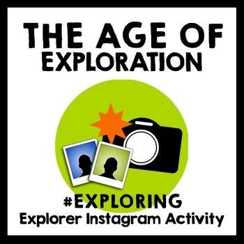 Age of Exploration #EXPLORING European Explorer Instagram Activity