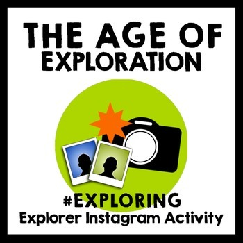 Age of Exploration #EXPLORING European Explorer Instagram Activity
