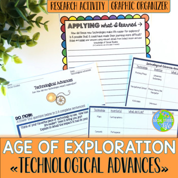 Age of Exploration Technology