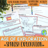 Spanish Exploration Age of Exploration