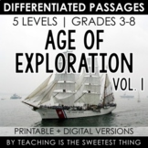Age of Exploration: Passages (Vol. 1) - Distance Learning Compatible