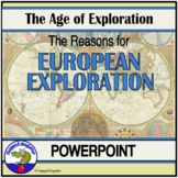 The Age of Exploration PowerPoint - Columbus Day