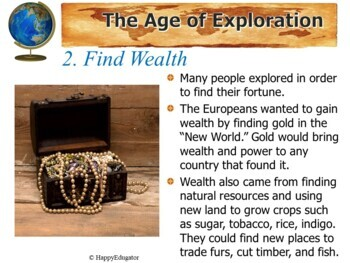 Age of Exploration PowerPoint - Columbus Day