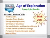 Age of Exploration PowerPoint Bundle