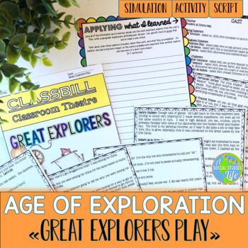 Great Explorers Play - Age of Exploration