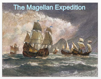 """Ferdinand Magellan's Expedition"" + Assessment"