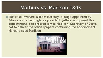 The Age of Jefferson (PowerPoint Presentation)