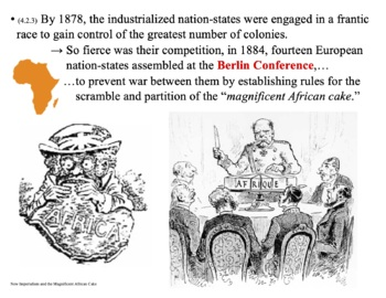 The Age of New Imperialism 16 Day Unit - PowerPoint & Activities