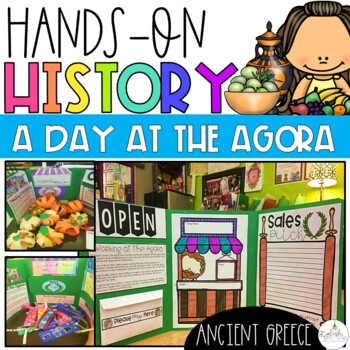 The Agora - An Interactive Economic Lesson from Ancient Greece