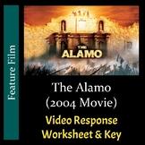 The Alamo (2004 Movie) - Video Response Worksheet and Key
