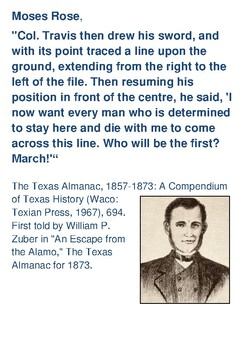 The Alamo Legend Puzzle