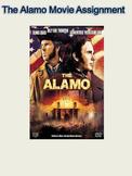 The Alamo Movie Assignment
