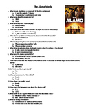 The Alamo Movie Multiple Choice Questions