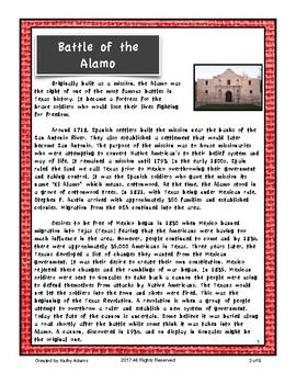 The Alamo Research