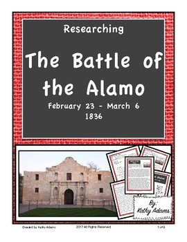 The Alamo Research