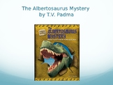 The Albertosaurus Mystery Interactive Vocabulary Lesson, J