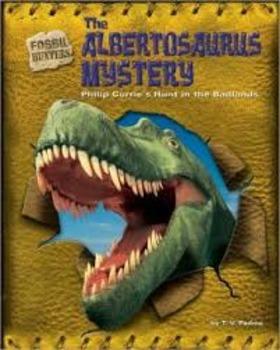 The Albertosaurus Mystery Journeys Grade 3 Unit 4 Lesson 17 day 1